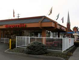 Burgerville in USA
