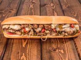 Capriotti's Italian Sausage Sub