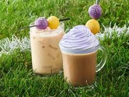 Caribou Coffee drink