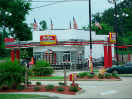 Checkers and Rallys restaurant