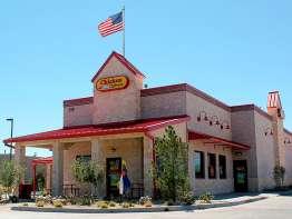 Chicken Express restaurant