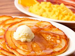 Cracker Barrel mommas pancakes