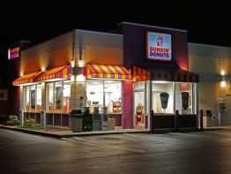 Dunkin' Donuts Restaurant