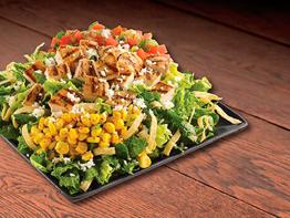 El Pollo Loco Classsic Salad