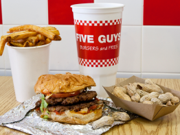 Five Guys Burger and Frie