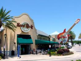 Hard Rock Cafe in USA