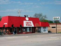 Imo's Pizza restaurant