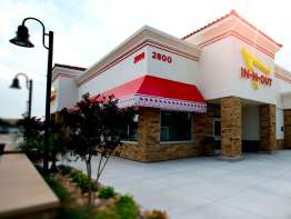 In-N-Out Burger restaurant Frisco