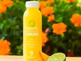 Jamba Juice Organic Mango Limeade
