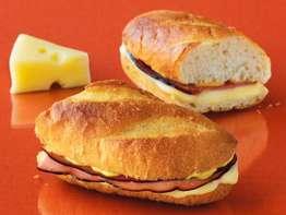 Jamba Juice Sandwich Ham Jarlsburg Dijon