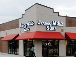 Jersey Mike's Subs restaurant