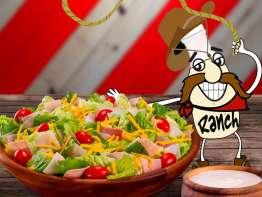 Jet's Pizza Salad