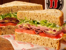 Jimmy John's Sandwiche