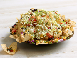 Joe's Crab Shack Crab Nachos