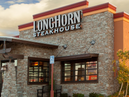 LongHorn Steakhouse Restaurant