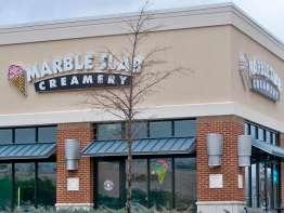 Marble Slab Creamery Restaurant Alabama