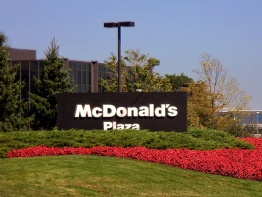 McDonald's headquarter
