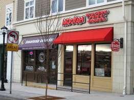 Mooyah restaurant