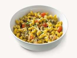 Noodles Pesto Cavatappi