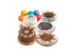 Oberweis ice cream pies and cakes