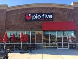 Pie Five restaurant