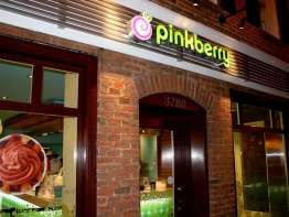 Pinkberry restaurant