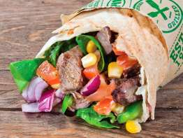 Pita Pit steak