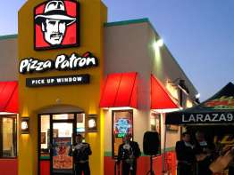 Pizza Patron restaurant