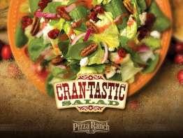 Pizza Ranch salad
