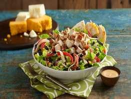 Pollo Tropical salad