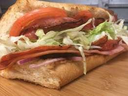 Quiznos Sandwiche