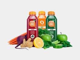 Red Mango fresh Juices