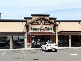 Round Table Pizza Store