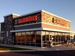 Saladworks restaurant