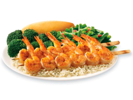 Shrimp Skewer