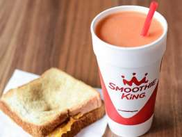 Smoothie King Berry Carrot Dream Smoothie