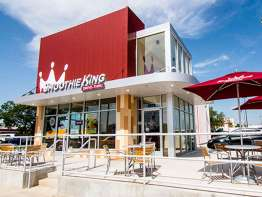 Smoothie King restaurant