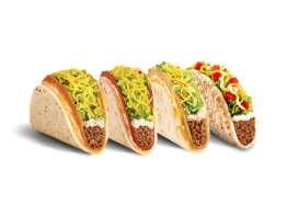 Taco Bell Gorditas