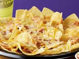 Taco Cabana nacho