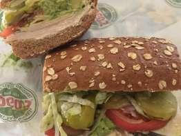 Togo's Sandwich