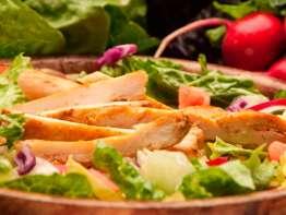 Waffle House Salad