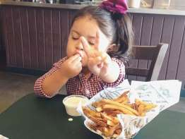 Wingstop girl