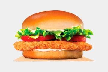 Burger King Tendercrisp Chicken Sandwich
