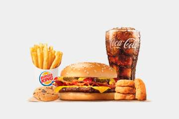 Burger King 5 for $4 Deal