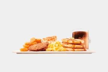 Burger King BK Ultimate Breakfast Platter