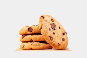 Burger King Chocolate Chip Cookies