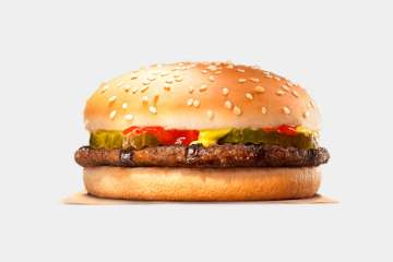 Burger King Hamburger
