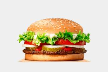 Burger King Whopper Sandwich