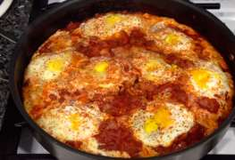 Best Shakshuka Recipe in the World, Homemade!