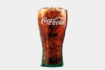 Burger King Coca-Cola